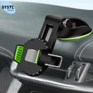 Telefon Tutucu Araç Araç Tutucu Cam Cep Cell Telefon Standı için akıllı telefon voiture soporte movil coche telefoonhouder oto