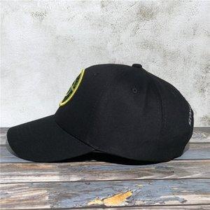 Stone Island  Großhandel Baumwollmarken Hut berühmter Stein Designer Hüte Männer Frauen Ikonenart Adjustable Kappe Größe (55-60cm) heißen VerkaufInsel Kappen 57a7 #