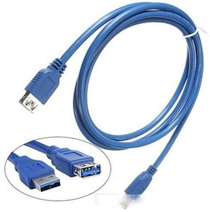 USB 3.0 Extension Cable Male A to Female A AM TO AF Extension Data Sync Cord Cable Adapter Connector