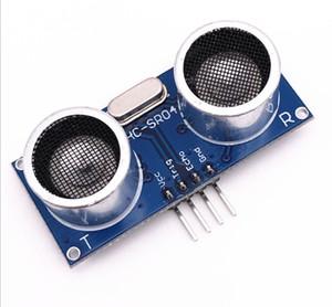 New Ultrasonic Module Hc -Sr04 Distance Measuring Transducer Sensor Arduino Free Shipping