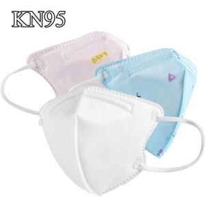 Gesichtsmaske KN95 Masken 2021 Kindermode staubdicht atmungsaktiv und Anti-Droplet-Studenten können schützende Mund- und Nasen-Gesichtsmaske verwenden