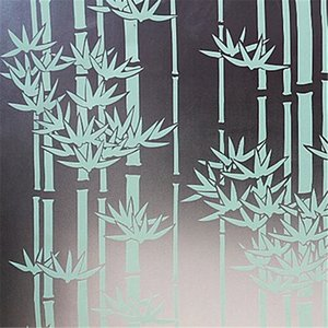Verdickte Kleber Freier PVC-Mattglas-Film-Fenster Badezimmer Aufkleber Transparent Opaque Hell Multi Color Matte Hintergrund-Tapete W P8ju #