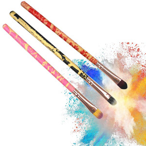 1PC Single Eyes Makeup Brush Professional Nylon Hair Concealer Eyeshadow Eyebrow Lip Cosmetic Makeup Brush Pinceis De Maquiagem