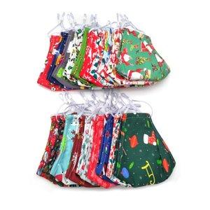 Face Shipping Festa de Natal Máscara Lavável Lavagem Ao Ar Livre Kimter-B270F Cobrindo Homens Mulheres Ajustável DHL Máscaras Protetoras EA Vajo