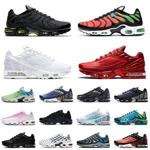 size 12 nike tuned max air airmax tn plus 3 se 2021 Neue Qualität Tuned Plus III Tn 3 Purpurrote Laufschuhe ALL White Worldwide tn plus se Herren Damen Turnschuhe Sport Turnschuhe