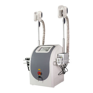 Terapia de crio alta calidad pérdida de peso que adelgaza la máquina de criolipolisis multi-polar rf de la piel 40k cavitación liposucción lipo láser láser delgado