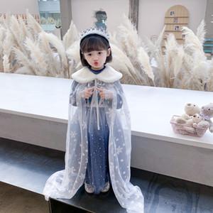 P1H5 Tik Tok Girls Birthday Dress Summer Short Sleeve Clothing Kids Children Princess Dress Cotton Party Wear Baby Clothes