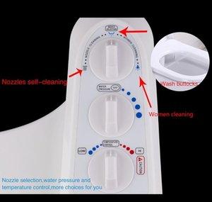 BIDETS Asientos de inodoro Cubierta Cubierta de autolimpieza Higiénica Ducha Higiénica Baño Bidet Faucet Simple Limpio Waques Bidet Pulverizador para Ameri Jllzuyz