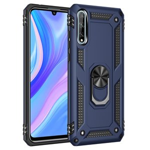 Aristocratic Solid Ring Ultra-Thin Exquisite Hard PC Back Cover Popular Colorful Protective Sticker Case For Huawei Mate 40 Lite   Maimang 9