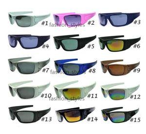 ماركة أزياء نظارات إطار كبير مصمم النظارات الشمسية الرجال النساء الدراجات الرياضة في الهواء الطلق نظارات الشمس الصيف الظل النظارات النظارات