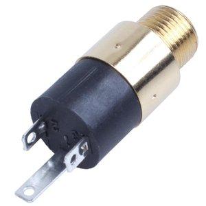10PCS 3,5 milímetros 1 / 8inch Stereo Feminino Panel Mount Jack solda Connector