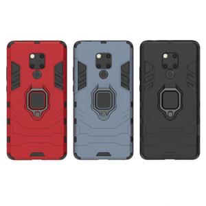 Mate-Gehäuse 20X Handy-Kästen für Huawei Mate-20 Pro Case Hybrid Shockproof Schutz-Abdeckung Mate-20pro Hard Cover