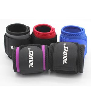 Ayuda de muñeca 5 colores Pesos Baloncesto Deportes Seguridad pulsera de la aptitud del ejercicio Pesas CYZ2824 Proveedor de protección brazales Deportes