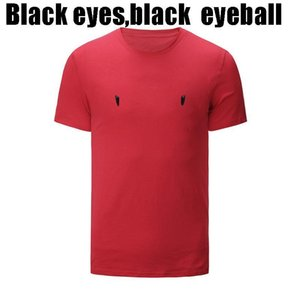 EYES Mens Designer T-shirts Luxury New Brand Designer Short Sleeves Fashion Printed Tops Casual Outdoor Clothes 2020 Summer 6 Colors M-3XL