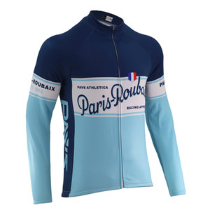 ITALY 1986 Pro Team Men Spring Autumn Retro Cycling Jersey Long Sleeve Racing Bike Clothing Outdoor Sportswear Bicycle Jacket MTB Jersey