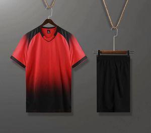 2020/2021 Nuovo Arrivo Blank Jersey Kit Jersey Personalizza Vendita calda Top Quality T-shirt T-shirt Asciugatura Uniforme Jersey Camicie da calcio 020