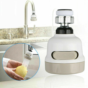 New Moveable Kitchen Tap Head Universal 360 Degree Rotatable Faucet Water Saving Filter Sprayer Kitchen Accessories GWC3131