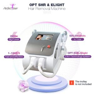 슈퍼 고 에너지 IPL 레이저 제모 레이저 장비 머리카락 제거 치료 장치 영국 수입 램프