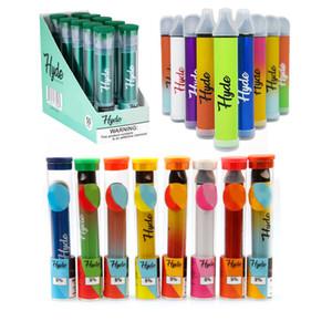 HYDE COURBE S jetable Pod Kit Appareil 310mAh Batterie Cartouche 400 Puffs 1,6 ml Vape Pen Hot Xtra plus Bar débit VS BANG XL XXL à usage unique