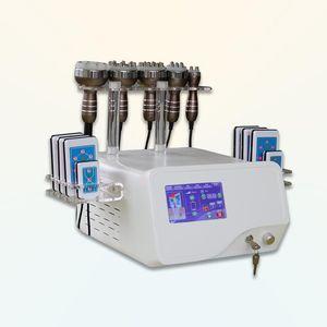 lipolysis body slimming radio frequency cavitation ultrasound vacuum massager butt lifting machine liposuction cavitation fat reduce