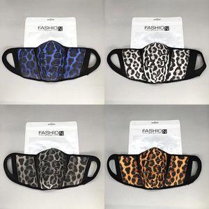 Masque de cuir Masque de luxe de luxe Masques de visage 6 trous Facile à respirer Masque de créateurs de mode non compris Boîtes et sac à poussière EWB4211