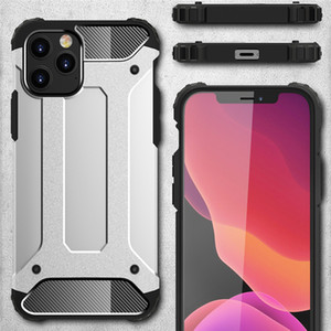 Hybrid Armor phone case for iPhone 12 XS XR Cover Case for iPhone 11 Pro Max 7 8 plus SE Rugged Armor Case