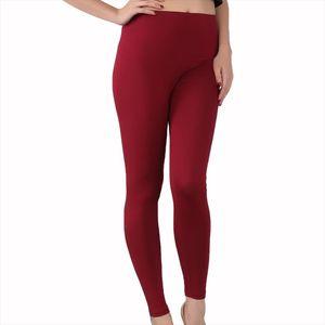 New Arrival Fashion Casual bamboo fiber high elastic leggings plus size 7XL Womens pants Drop Shipping