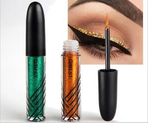 Großhandel Kosmetik Make-up neue Farbe Glitter Eyeliner Lösung glitter glitter Eyeliner Lösung
