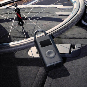 Bicycle Air Pump Xiaomi Mi Mijia Portable Digital Compressor Tire Pressure Detection Electric Inflator Pump For Bike Motorcycle Q1225