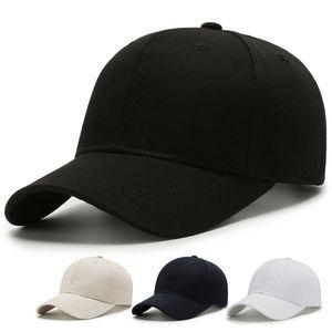 Hombres y mujeres Béisbol Sencillo Atmósfera Cap Deportes Versátil Sol Puro Algodón Cómodo Fashion Hat