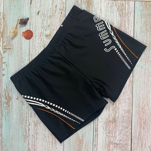 Men's Swimming Trunks new style quick drying adult flat angle swimming trunks men's loose swimming shorts hot