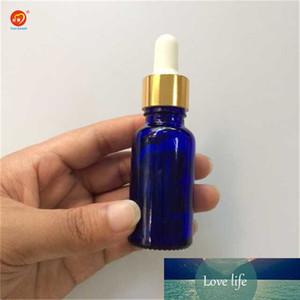 Wholesale 30ml Glass Dropper Bottles with Leakproof Cap Liquid Essential Oil Bottles 24pcs lot