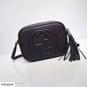 2g G bolsa de lujo mujeres diseñador bolsos de cuero genuino bolsas de hombro para mujer 308364 enuine s