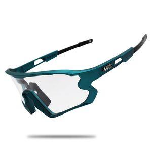 Photochromic Cycling Sunglasses Men&Women Outdoor sport Bicycle Glasses Bike Sunglasses Goggles Eyewear Gafas Ciclismo