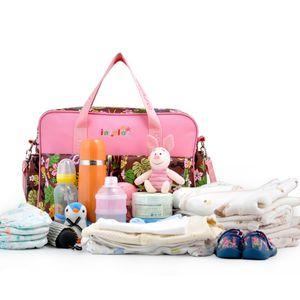 Multifunktionaler Messenger Bag für schwangere Frauen Mode-Tasche für Mutter- und Baby-tragbare Tasche für die Lieferung