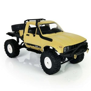 Naughty dragon C-14 remote control off road vehicle 1:16 four wheel drive car climbing pickup truck refitting military toy model