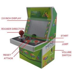 108 Klasik Video Oyunu Mini El Oyun Konsolu Arcade Machine Taşınabilir Oyun Oyuncu İçin Çocuk Yetişkin sqctgg bdefashion Yerleşik