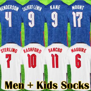 Таиланд 20 21 New England футбол Джерси Vardy RASHFORD DELE 2020 сборных дети Футбол футбол набор топ футболок
