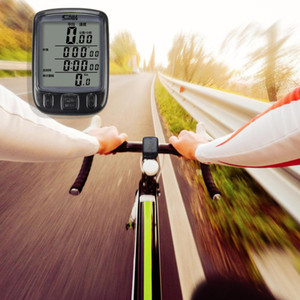 Bicycle Code Table Automatic 1.8inch LCD Screen Waterproof Computer Speedometer Wired Outdoor Cycling Bike GPS Accessories