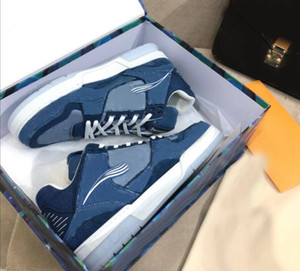2021 Tasarımcı Spor Ayakkabı Erkekler Ayakkabı Eğitmen Spor Ayakkabı TPU Kombinasyonu Alt Sneakers Boyutu 39-45 A4