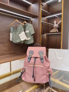 Новый двойное плечо рюкзак, водонепроницаемая ткань с коровьим, большая емкостью внутри, размер 35см * 28см, 7 цветов.