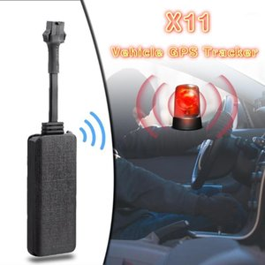 X11 Mini GPS Car Tracker Support Remotely Cut Oil GPS Real-time Tracking Device With Geo-fence Over-speed Alarm Free APP1