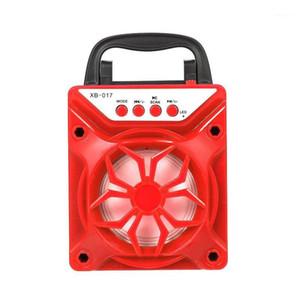 Portable Speaker Potable Wireless Loudspeaker Sound System 3D Stereo Music Surround Outdoor Speaker for Square Dance Audio1