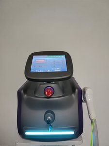 new high power portable 3 waves diode laser hair removal for any skin type any hair color foe all men and women