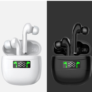 Upgrade Bluetooth 5.2 Earphones in-Ear Wireless Headphones Active Noise Cancellation Touch Control Earbuds Type-C With Charging Box