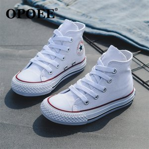 Fashion kids Sneakers Women Casual Canvas Shoes Boys Baby Sneakers Female Summer Canvas Shoes Lace Up Ladies Basket Girl Trainer 201113