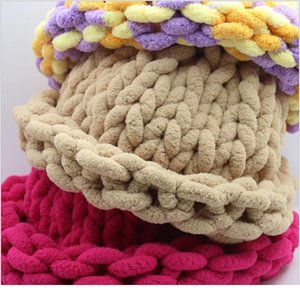 3 Pcs   Lot Upgraded Version New Iceland Super Thickness Yarn Roving Yarn For Hand Knitting Iceland Yarn Hat Scarf jllkhE