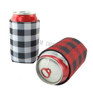 Silm Customized Sleeve Neoprene Stubby Beer Holders Bags Wine Can Cover Cooler Water Bottle Covers Pouch Bar Supplies