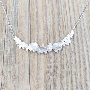 Authentische 925 Sterling Silber Anhänger Silber Hill Halskette Passt europäischen Bärenbären Schmuck Stil Geschenk 712292500