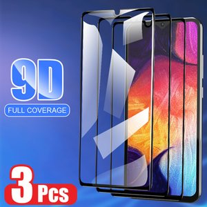 9D Screen Protector On For Xiaomi Redmi Note 8 7 6 5 Pro 8T Tempered Glass For Redmi 6A 7 7A 8 8A K20 Pro Protective Glass